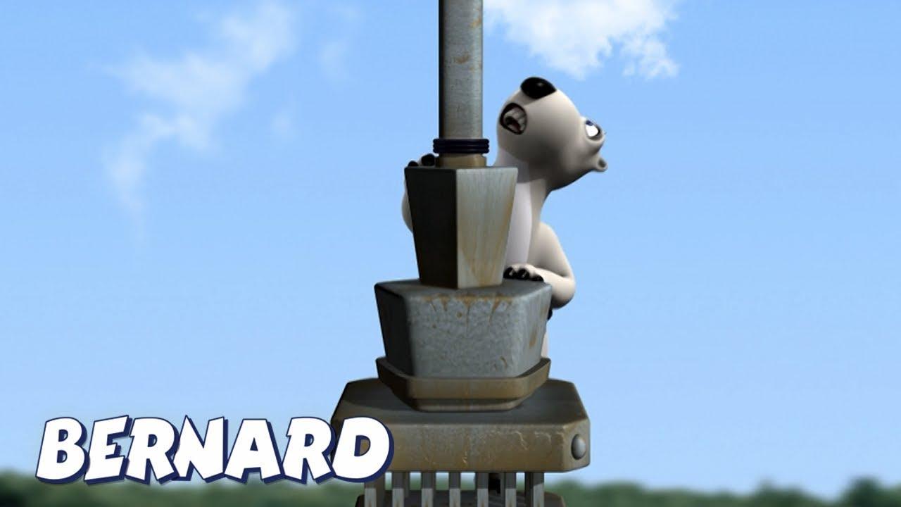 Bernard Bear | The Icecream AND MORE | Cartoons for Children | Full Episodes