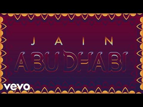 Jain - Abu Dhabi (Lyrics Video)