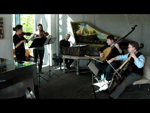 Seattle Baroque Soloists rehearsal.mov