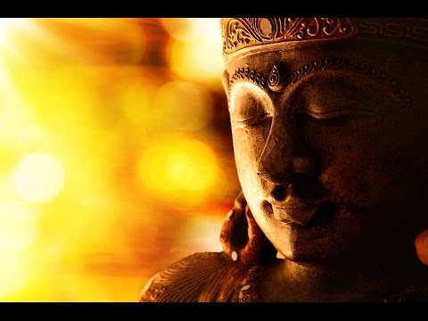Activate Qi Flow With OM Mantra & Powerful Drums ➤ Sounds of Rain ➤ Solfeggio 852 & 963 Hz ☯