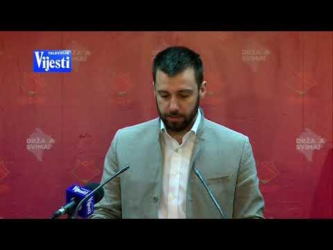 SDP CBCG - TV VIJESTI 22.10.2017.