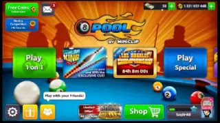 8 Ball Pool Free Coins Giveaway unique id check in discription