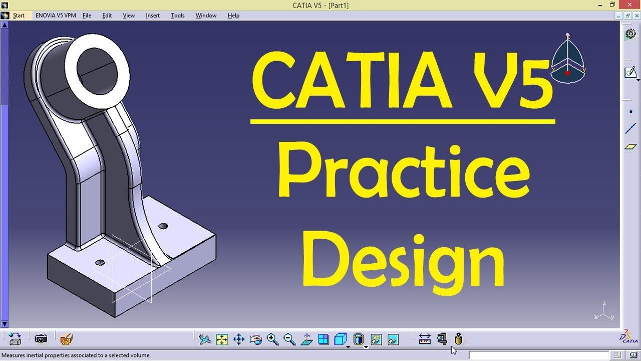 How much is it a month for Catia v5?