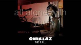 California & the Slipping of the Sun - Gorillaz (With Lyrics)