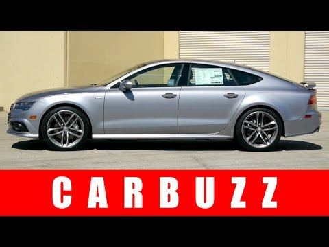 2017 Audi A7 UNBOXING Review - Why Even Bother With The Boring Looking A6?
