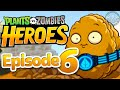 Wall-Knight! - Plants vs. Zombies: Heroes Gameplay - Episode 6
