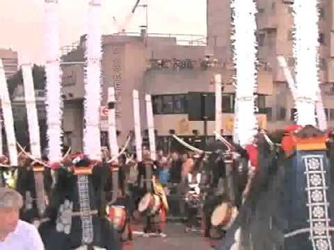 Thames Festival 2012 Carnival