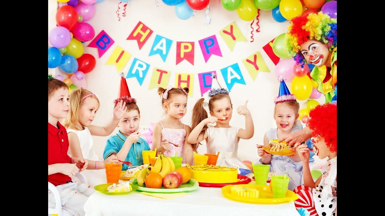 Сценарии дня рождения - Поздравок