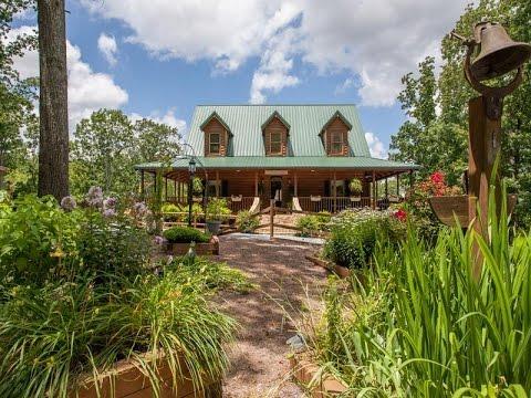 Unique Country Estate in Rockmart, Georgia