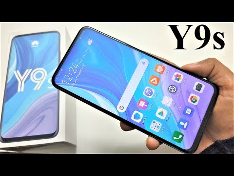 Huawei Y9s - Unboxing and First Impressions