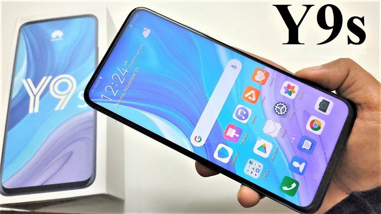 Photo of Huawei Y9s – Unboxing and First Impressions – هواوي