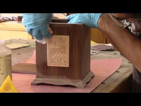 The Woodpecker Ep 189  - Walnut urn