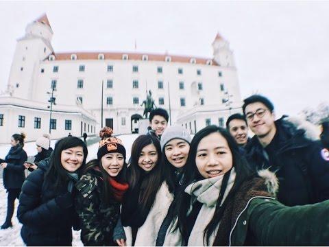 HKPASS Culture Trip 2016 #求其拍 | Vienna + Bratislava |