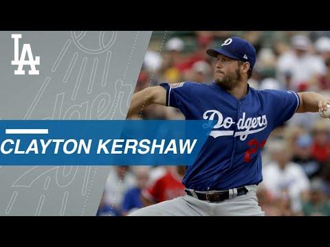 Clayton Kershaw through the years on the mound