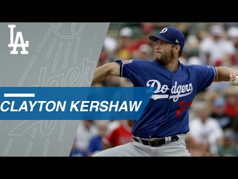 Clayton Kershaw through the years on the mound