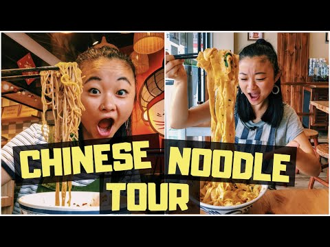 VEGAN CHINESE NOODLE TOUR OF SYDNEY! 🍜(13 Kinds!!!)