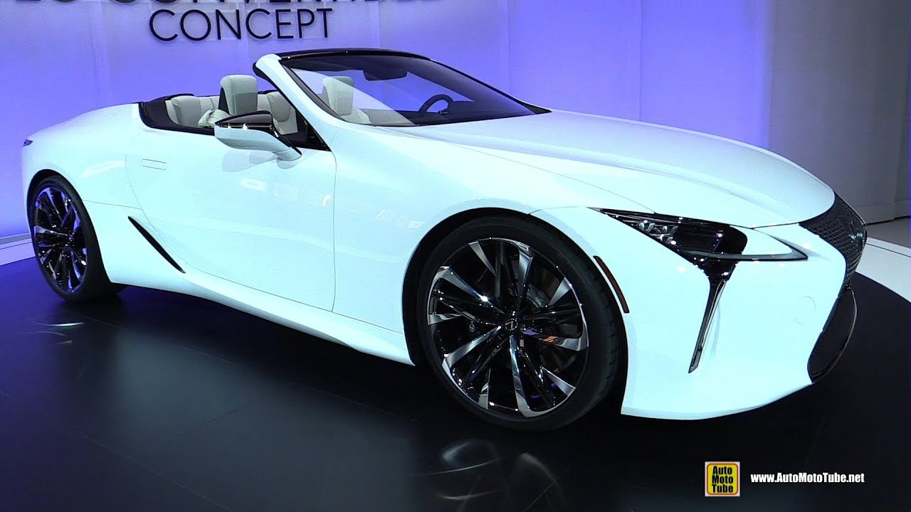 2020 lexus lc convertible concept