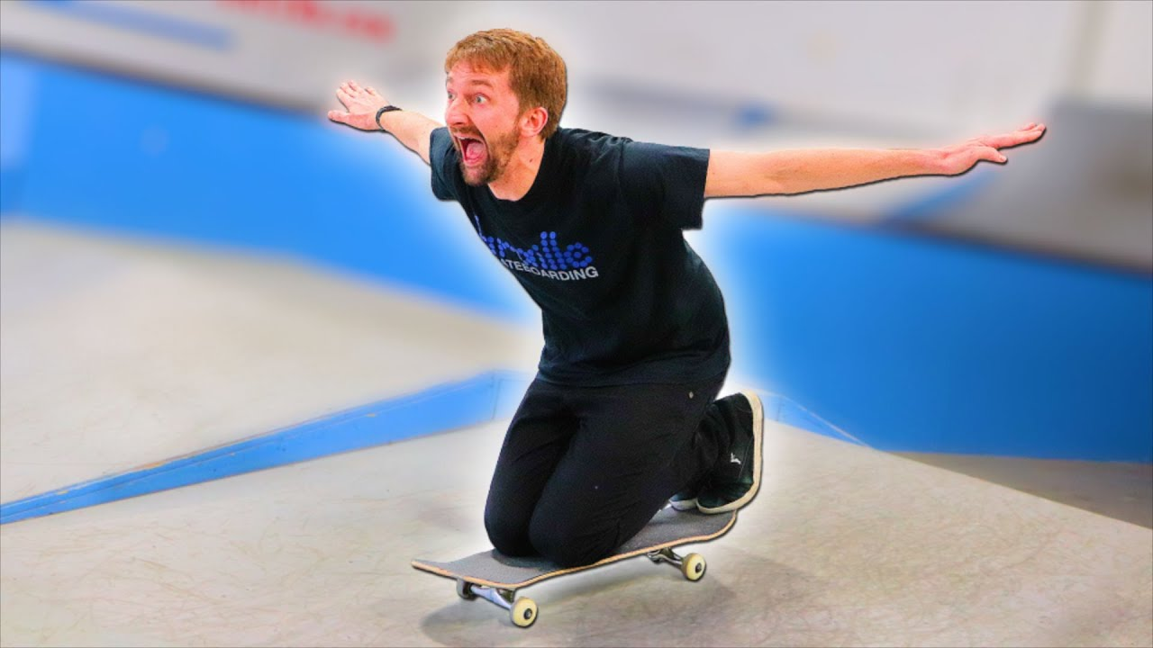 5 UNIQUE SKATEBOARD TRICKS FOR BEGINNERS! - YouTube