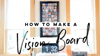 🔮How To Make A Vision Board🔮