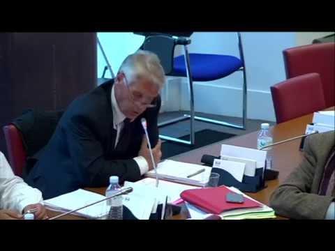 Audition du président du conseil supérieur de l'audiovisuel, le 6 mai 2014
