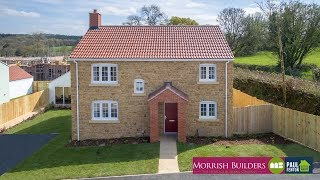 Paul Fenton - Morrish Builders - Oakwood Showhome - Property Video Tours Somerset