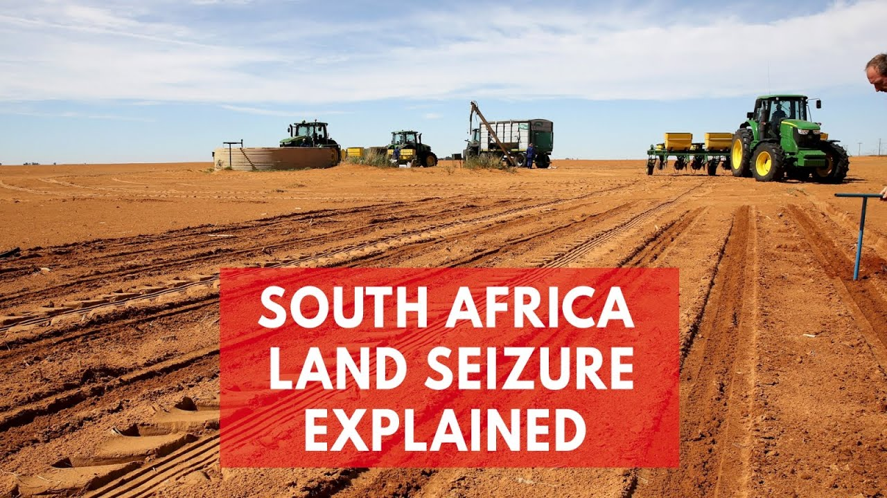 Why South Africa voted to seize land from white farmers to give to ...