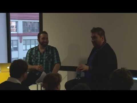 Giant Bomb's Jeff Gerstmann NYU Game Center Talk