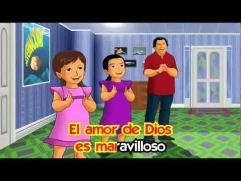 Musica cristiana para ni os 16 cantos biblicos 1 doovi - Canciones cristianas infantiles manuel bonilla ...