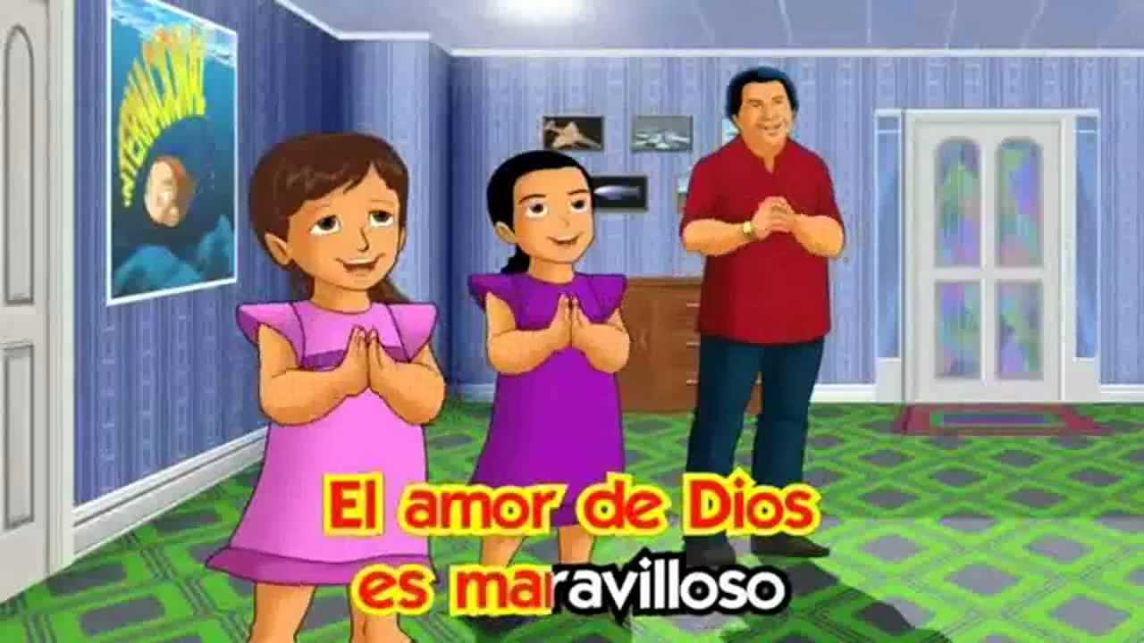Viva el amor manuel bonilla dvd completo youtube - Canciones cristianas infantiles manuel bonilla ...