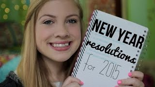 My New Year Resolutions for 2015! | beautyisgood Thumbnail