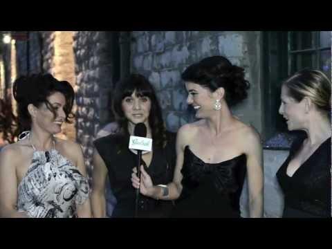 TIFF 2012: Gabrielle Miller, Tara SpencerNairn, Amy Matysio and Sarah Deakins