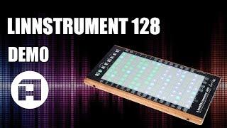 LinnStrument 128 MPE Controller Demonstration