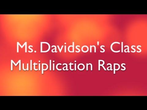 Multiplication Raps