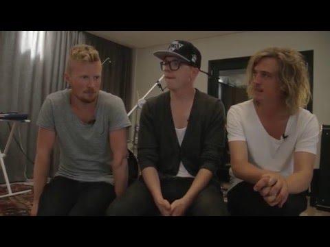 Carpark North: 32 feat Stine Bramsen (Talk)