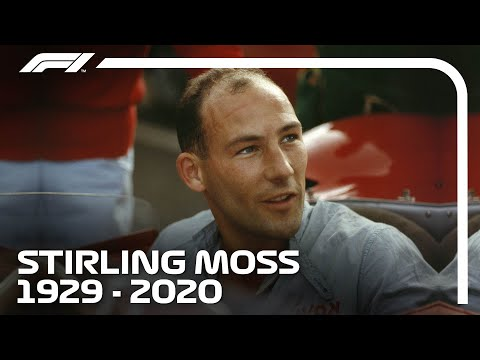 Sir Stirling Moss Remembered