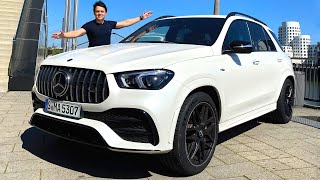 2020 Mercedes GLE AMG 63 Grill | GLE 53 FULL Review Drive Interior Sound Exterior Infotainment