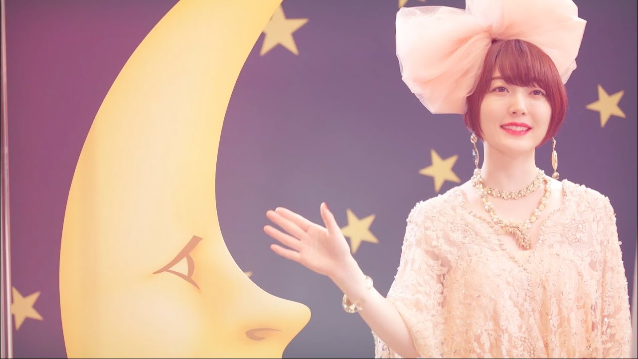 花澤香菜「Moonlight Magic」Making of Music Video Digest