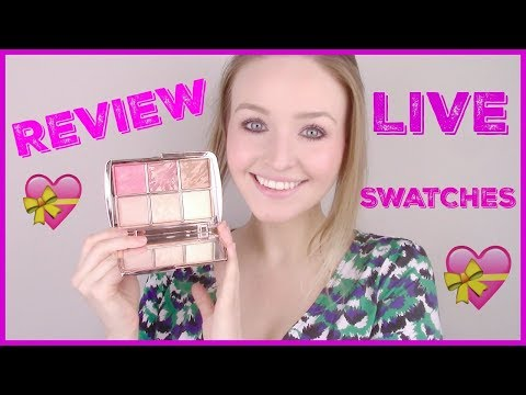 Hourglass Ambient Lighting Edit Volume 3 Palette • Review & Swatches! (Holiday 2017)