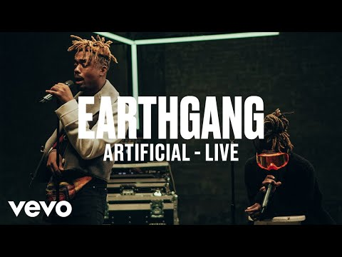EarthGang - Artificial (Live) - dscvr Artists to Watch 2018