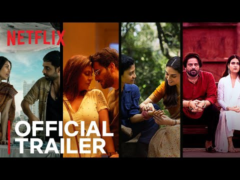 Watch Ajeeb Daastaans Netflix Trailer Full Video