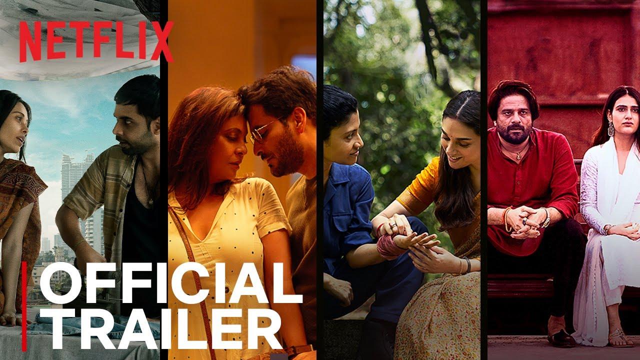 Download Ajeeb Daastaans | Official Trailer | Netflix India