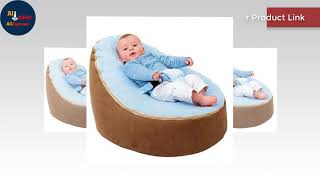 Best Cool Kids Bed For Sleeping -  Medium Bean Bag Chair Review on #AliExpress