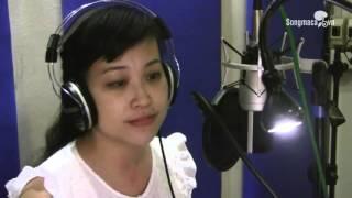 Xẩm Mai Tuyết Hoa với hậu trường audio bài  Dặn chồng chớ uống rượu say