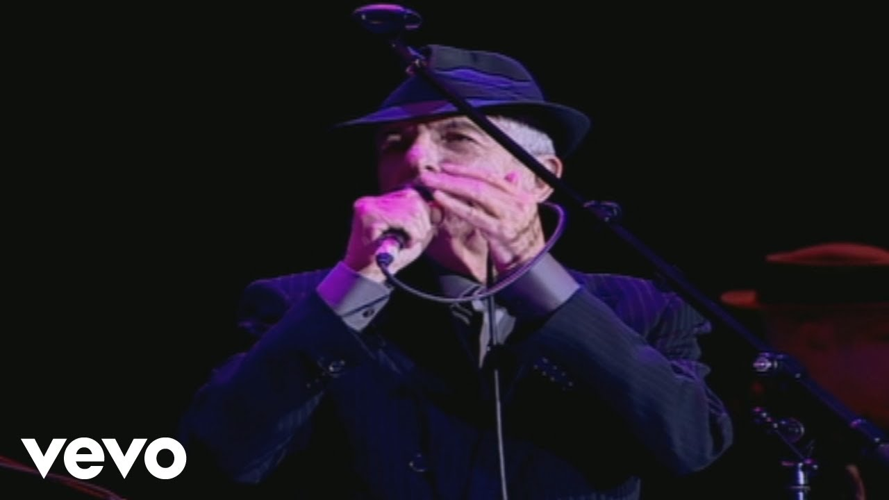 Leonard Cohen - Dance Me To The End Of Love (Live in London)