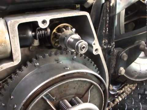 Harley Sportster Wiring Diagram Fordson Major Solenoid Shovel - Youtube