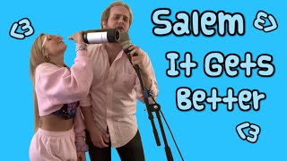 Смотреть клип Salem Ilese - It Gets Better