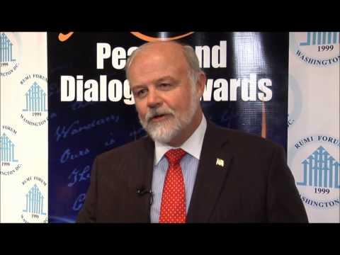 Rumi Peace and Dialogue Award Night 2012- Interviews