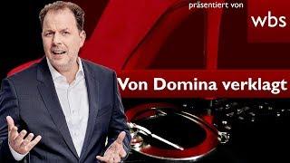 Domina verklagt Kunden wegen geplatztem Termin | Rechtsanwalt Christian Solmecke
