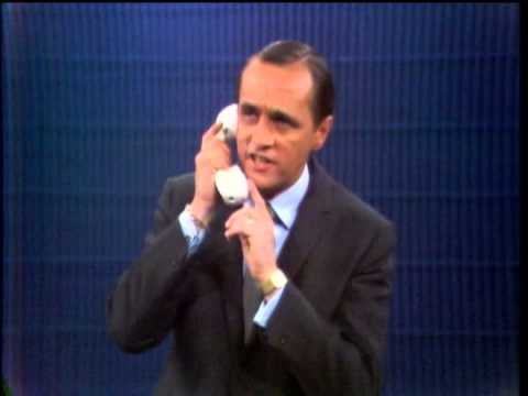 Bob Newhart on The Dean Martin Show - Sir Walter Raleigh - YouTube