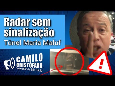 Túnel Maria Maluf